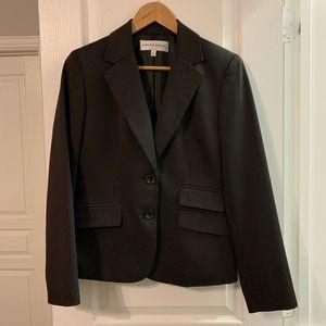 Jones New York pinstripe blazer